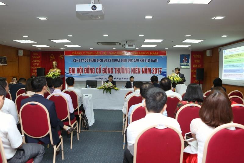 pvps to chuc thanh cong dai hoi dong co dong thuong nien 2017