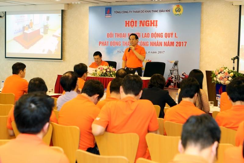 pvep doi thoai nguoi lao dong quy i nam 2017