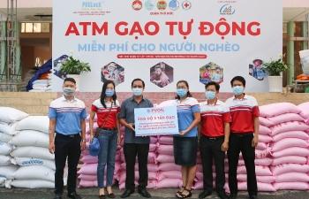 PVOIL ủng hộ 9 tấn gạo, chung tay chống dịch Covid-19