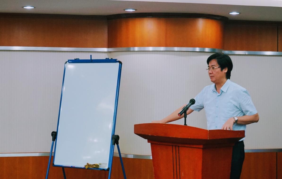 Công đoàn PV Power tổ chức tập huấn cho các công đoàn viên cơ sở