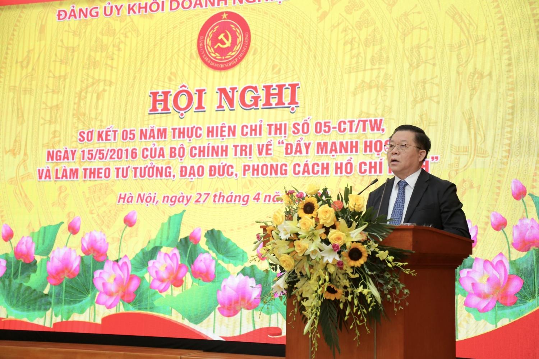 """Học tập, làm theo tư tưởng, đạo đức, phong cách Hồ Chí Minh đã trở thành """"mệnh lệnh từ trái tim"""""""