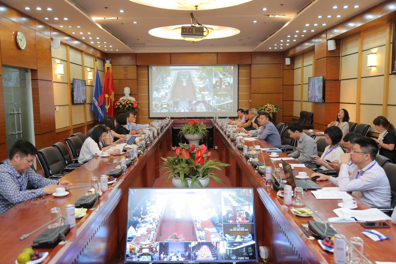 Các sự kiện nổi bật của Petrovietnam trong tuần từ 25/4 đến 2/5/2021