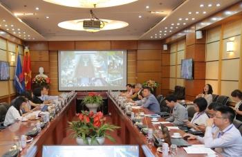 Bộ Tư pháp kiểm tra, khảo sát tình hình thực hiện công tác pháp chế doanh nghiệp tại Petrovietnam