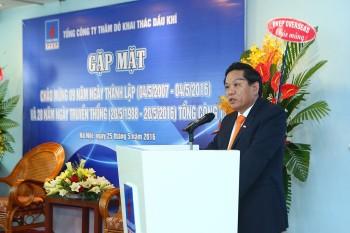 PVEP gặp mặt kỷ niệm 9 năm ngày thành lập
