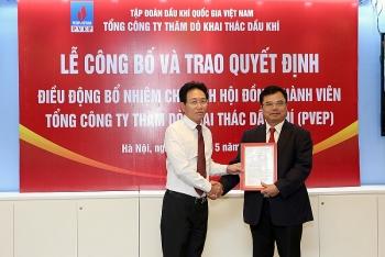 PVEP có Chủ tịch Hội đồng Thành viên mới