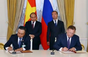 PVEP và Zarubezhneft ký kết Bản ghi nhớ hợp tác