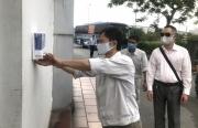 VNPOLY tăng cường các biện pháp phòng chống dịch bệnh Covid-19