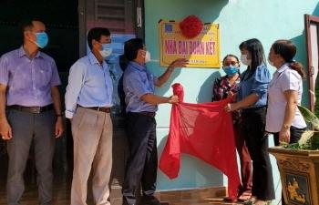 BSR bàn giao 10 nhà đại đoàn kết tại thị xã Điện Bàn (tỉnh Quảng Nam)