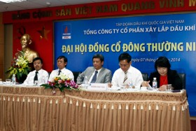 pvc to chuc dai hoi co dong thuong nien 2014