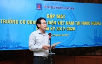 PVN gặp mặt các Đại sứ, Tổng lãnh sự Việt Nam ở nước ngoài nhiệm kỳ 2017-2020