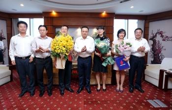 PVN bổ nhiệm lãnh đạo Văn phòng HĐTV và Ban Kiểm soát nội bộ