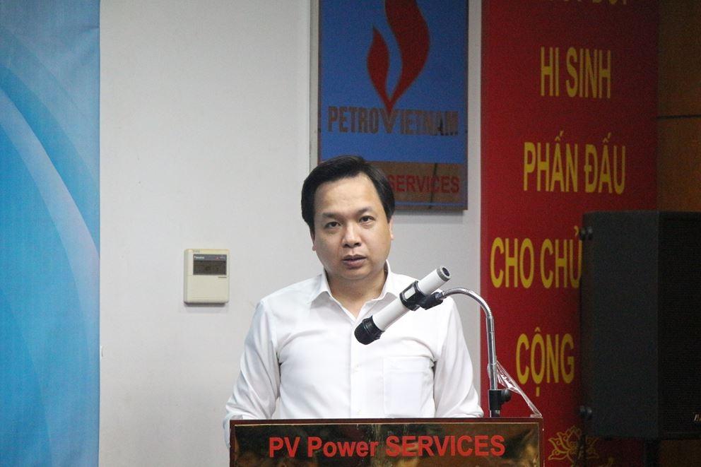pv power services to chuc le ky niem 88 nam ngay thanh lap doan tncs ho chi minh
