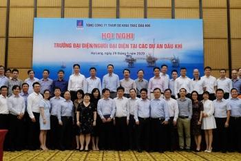 PVEP thúc đẩy vai trò Người đại diện tại các dự án dầu khí