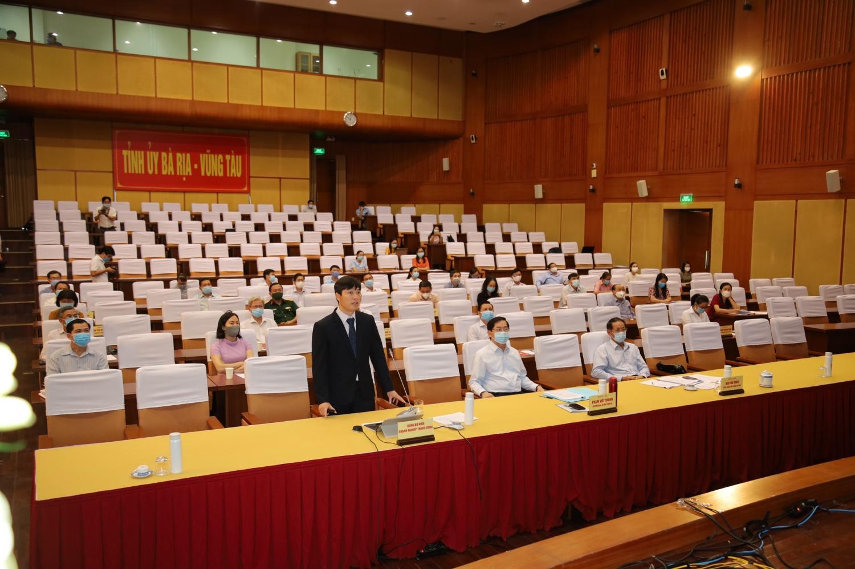 Hội nghị sơ kết 5 năm thực hiện Chỉ thị số 05-CT/TW