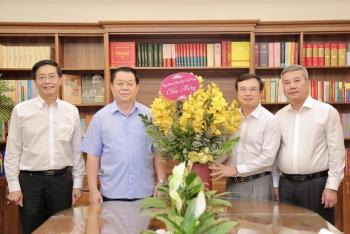 Petrovietnam chúc mừng Ban Tuyên giáo Trung ương nhân Ngày Báo chí Cách mạng Việt Nam