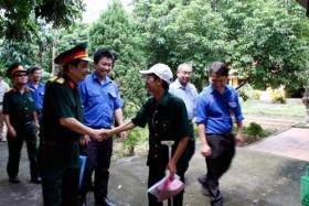 Viện Dầu khí Việt Nam tri ân các thương binh, liệt sĩ