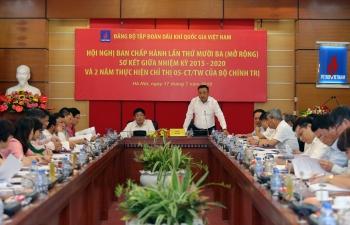 Hội nghị sơ kết giữa nhiệm kỳ 2015-2020 và 2 năm thực hiện Chỉ thị 05 - CT/TW