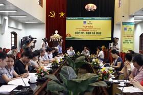 PVCFC tiếp tục tài trợ Giải vô địch Bóng bàn toàn quốc Báo Nhân dân
