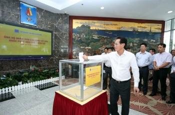 PVN ủng hộ 800 triệu đồng cho đồng bào các tỉnh Sơn La, Yên Bái