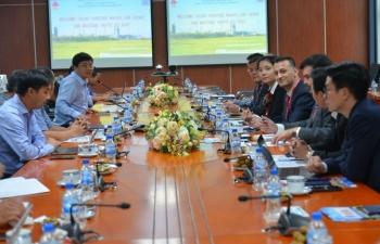 Nhiều đối tác mong muốn hợp tác mở rộng NMLD Dung Quất