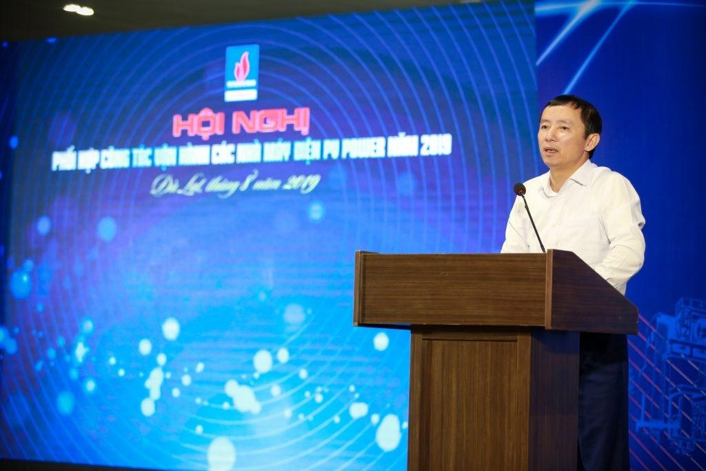 pv power to chuc hoi nghi tong ket cong tac phoi hop van hanh cac nha may dien nam 2019