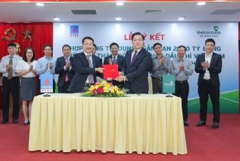 PVEP ký kết hợp đồng tín dụng ngắn hạn với Vietcombank Chi nhánh Sở giao dịch