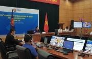 Tổng Thư ký ASCOPE tham dự Hội nghị Quan chức cấp cao Năng lượng ASEAN lần thứ 38