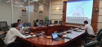 Petrovietnam và Tập đoàn IOCL (Ấn Độ) trao đổi kinh nghiệm triển khai chuyển đổi số