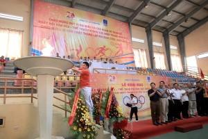 Khai mạc Ngày hội Văn hóa Thể thao PVI khu vực miền Trung 2015