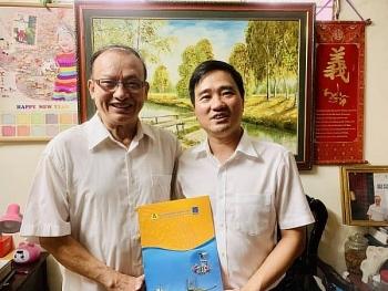 Công đoàn Dầu khí Việt Nam thăm và tri ân các đồng chí nguyên lãnh đạo ngành Dầu khí Việt Nam