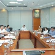Kỳ họp thứ II, Tổ triển khai, giám sát thực hiện Cẩm nang Văn hóa Dầu khí