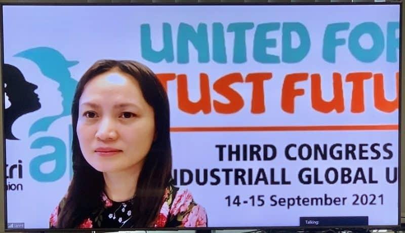 Công đoàn Dầu khí Việt Nam tham dự Đại hội Công đoàn Công nghiệp Toàn cầu lần thứ III