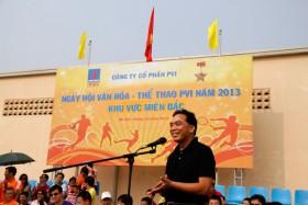 Khai mạc Ngày hội Văn hóa - Thể thao PVI khu vực miền Bắc 2013