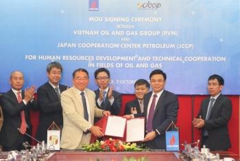 Petrovietnam tăng cường hợp tác với JCCP