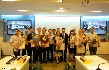 PVEP gặp mặt các cán bộ hưu trí nhân Ngày Quốc tế Người cao tuổi
