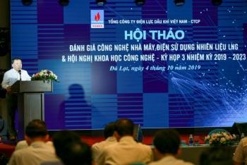 """PV Power tổ chức Hội thảo """"Đánh giá công nghệ nhà máy điện sử dụng nhiên liệu LNG"""""""
