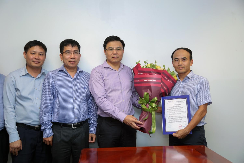 PVN bổ nhiệm Phó Trưởng Ban Khí và Chế biến Dầu khí