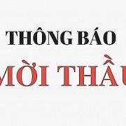 thong tin moi thau