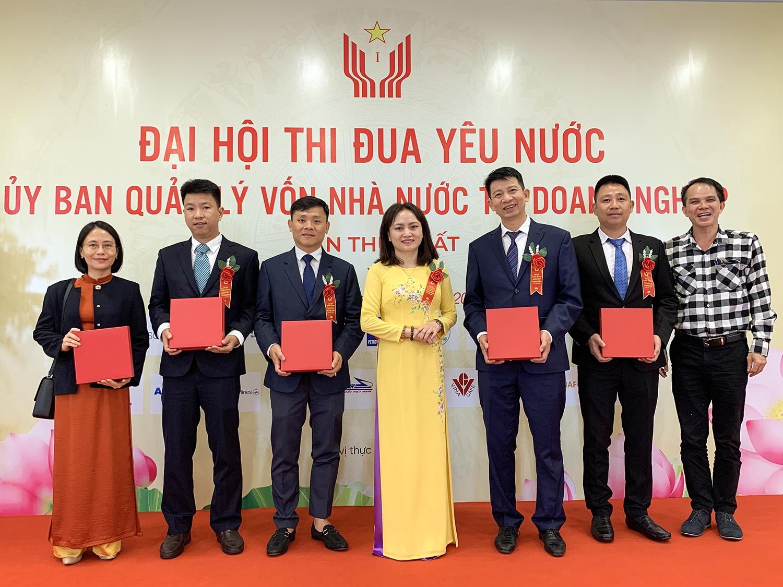 PVN đón nhận Cờ thi đua của Chính phủ