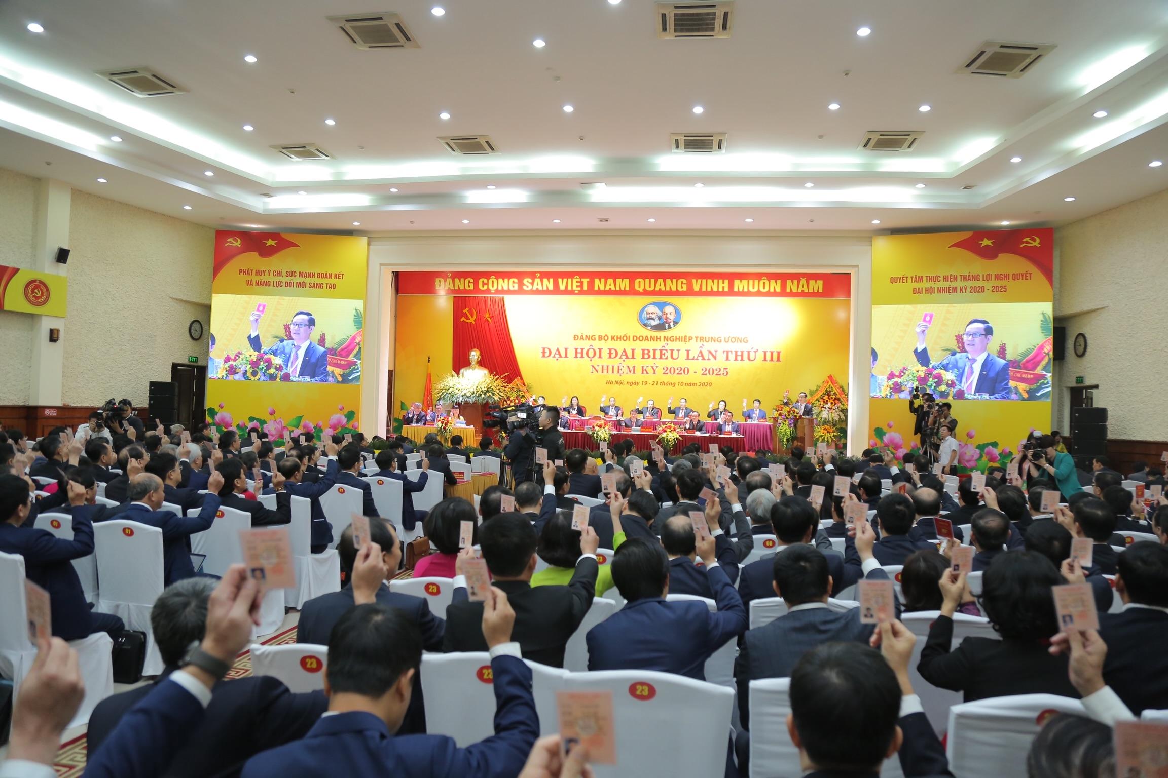 khai-mac-dai-hoi-dai-bieu-dang-bo-khoi-doanh-nghiep-trung-uong-lan-thu-iii-nhiem-ky-2020-2025-2