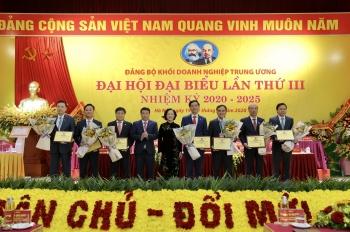 2 công trình Dầu khí được vinh danh công trình tiêu biểu chào mừng Đại hội đại biểu toàn quốc lần thứ XIII của Đảng