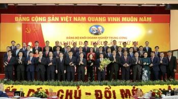 Đại hội đại biểu Đảng bộ Khối Doanh nghiệp Trung ương lần thứ III, nhiệm kỳ 2020 - 2025 thành công tốt đẹp