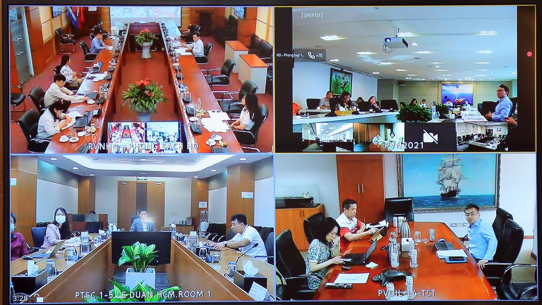 Petrovietnam tổ chức tọa đàm với các đơn vị thành viên, đóng góp ý kiến cho Dự thảo Luật Dầu khí (sửa đổi)