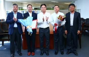 PVN và PVEP công bố, trao các quyết định bổ nhiệm cán bộ