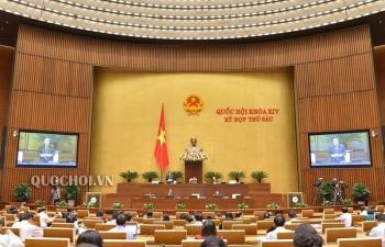 Tuần tới, Quốc hội thảo luận về các dự án Luật