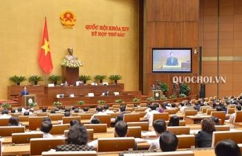 Tuần sau (12 - 18/11), Quốc hội sẽ biểu quyết phê chuẩn Hiệp định CPTPP