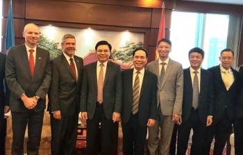 Tập đoàn Dầu khí Việt Nam tăng cường hợp tác với các đối tác Hoa Kỳ