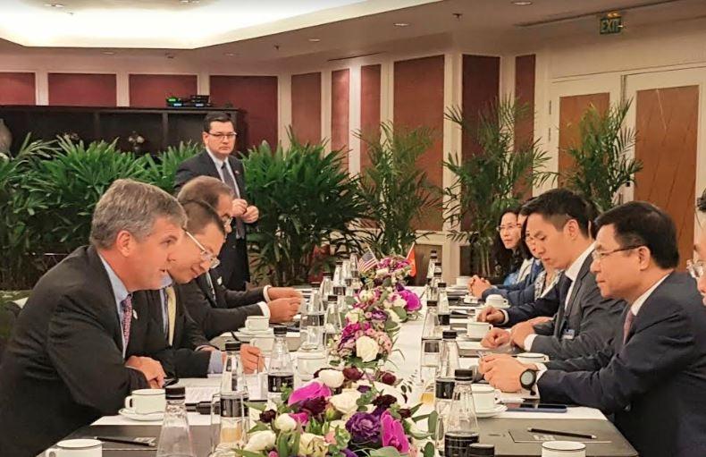 Petrovietnam tăng cường hợp tác với các đối tác Hoa Kỳ