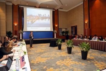 Các thành viên ASCOPE tham dự Diễn đàn thương mại và đối tác