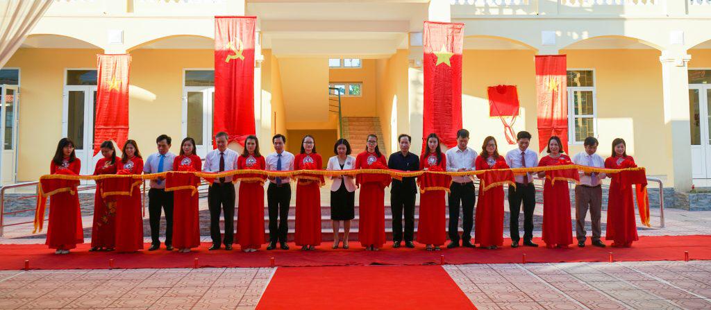 PV Power khánh thành Trường THCS Bàng La, quận Đồ Sơn, Hải Phòng